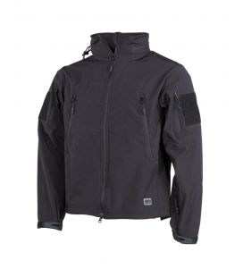 "Veste soft shell, ""Scorpion"", noir - Surplus militaire"
