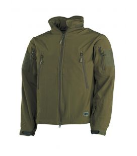 "Veste soft shell, ""Scorpion"", vert - Surplus militaire"