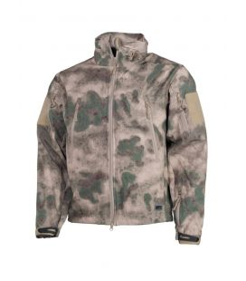 "Veste soft shell, ""Scorpion"", HDT camou vert - Surplus militaire"