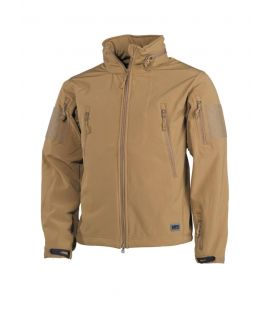 "Veste soft shell, ""Scorpion"", coyote tan - Surplus militaire"