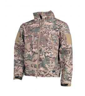 "Veste soft shell, ""Scorpion"", operation camou - Surplus militaire"