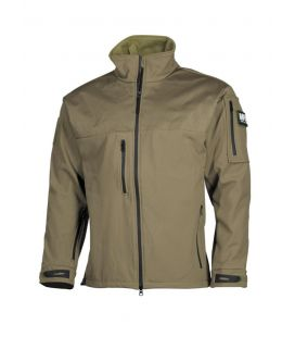 "Veste soft shell, ""Australia"", coyote tan - Surplus militaire"