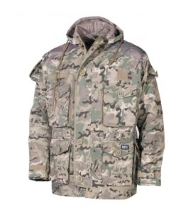 "Veste commando, ""Smock"", Rip Stop, operation camou"