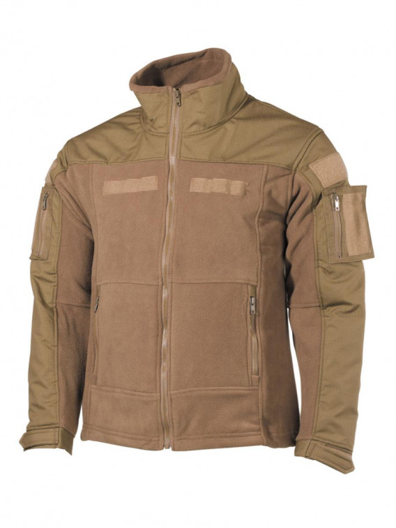 "Veste polaire ""Combat"", coyote tan - Surplus militaire"