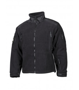 "Veste polaire, ""Heavy-Strike"", noir - Surplus militaire"