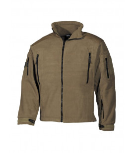 "Veste polaire, ""Heavy-Strike"", coyote tan - Surplus militaire"