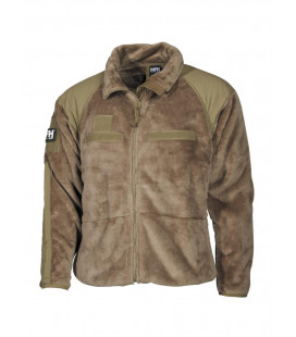 "US Veste polaire, GEN III, Lev. 3, ""Cold Weather"", coyote"