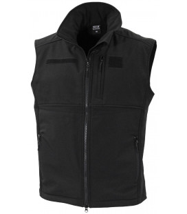 "Gilet softshell ""Allround"" noir"