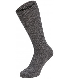 Chaussettes BW, gris