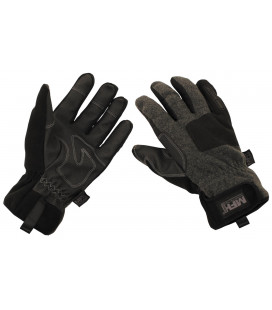 Gants Cold Time résistant au vent, gris - Surplus militaire
