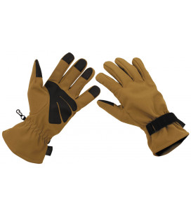 gants, Softshell, coyote tan - Surplus militaire