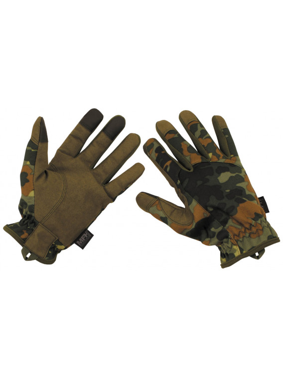 "gants, ""Lightweight"", BW camou - Surplus militaire"