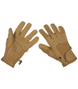 "Gants, ""Worker light"", coyote tan"