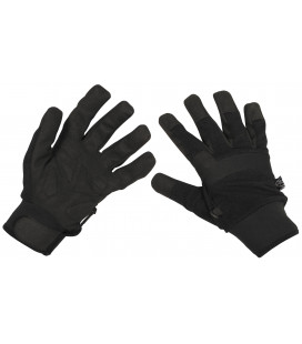 "Gants, ""Security"", noir - Surplus militaire"
