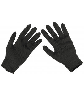 "Gants, ""Security"", noir anti-coupure - Surplus militaire"