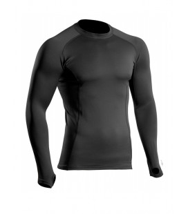 Maillot thermo-régulant Performer niv 2 noir