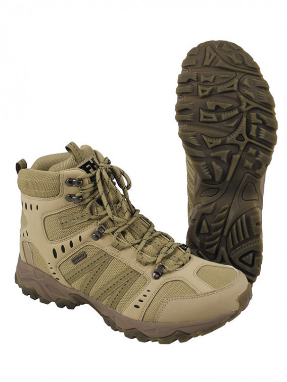 Rangers chaussure de combat Tactical coyote