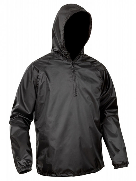 Veste Coupe-vent Ultra-Light Ripstop Noir