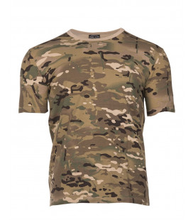 T-shirt militaire Multitarn