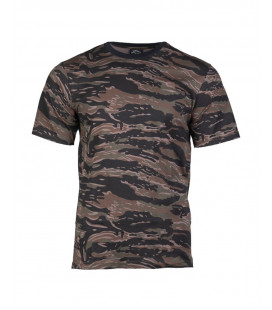 T-shirt camouflage Tiger stripe