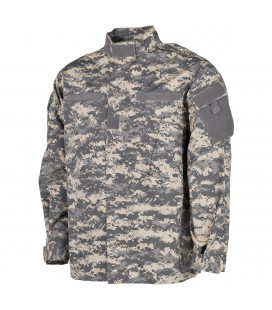 Veste militaire US ACU camouflage Digital AT