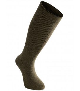 Chaussettes Woolpower KNEE-HIGH 600 Verte