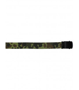 Ceinture sangle camouflage militaire BW 30 mm