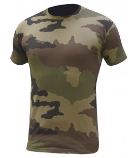 T-shirt militaire Cooldry Camouflage CE