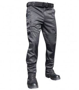 Pantalon Treillis intervention noir homme