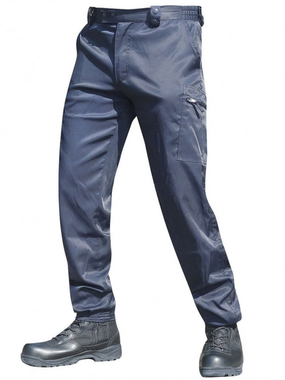 Pantalon multi-poches intervention bleu - Surplus militaire