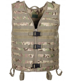 "Gilet tactique ""Molle light"" operation camou"