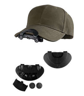 Cap Light 3 Led - Surplus militaire