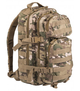 Sac à dos militaire 20L Assault Pack US multitarn