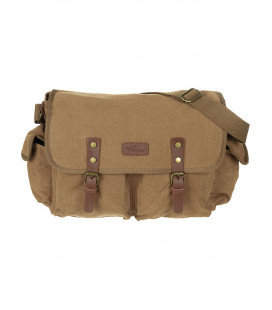 Musette Pure Trash marron beige - Surplus militaire