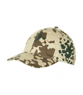 Casquette militaire baseball US camouflage BW tropical