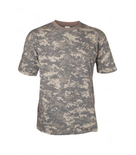 Tee-shirt Camouflage Digital AT militaire