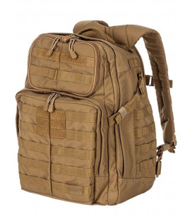 Sac à dos militaire 5.11 Rush24 Tactical Coyote 37L