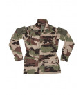 Veste Felin Fighter Type F4 T.O.E. camouflage CE - Surplus militaire