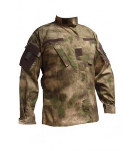 Veste déperlante Tactical Tropper imprimé camouflage Forest - Surplus militaire