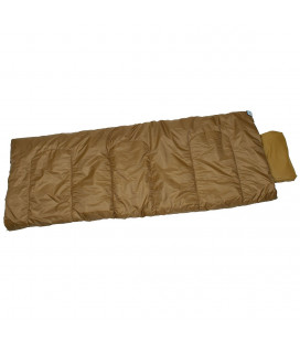 Sac de couchage Grand froid Pilote Israël coyote tan 2 couches