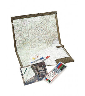 Porte-carte Etat Major camouflage TOE - Surplus militaire