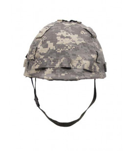Casque type militaire US camouflage Digital AT