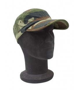 Casquette militaire camouflage type US