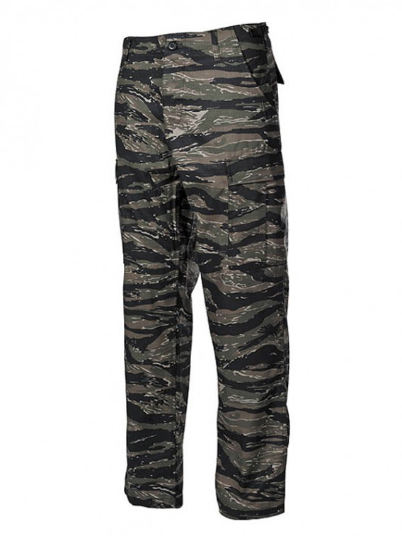 Pantalon US BDU Ripstop Tigr band - Surplus militaire