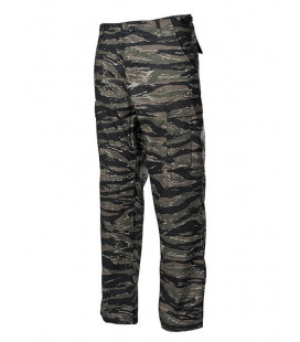 Pantalon US BDU Ripstop Tiger band