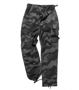 Pantalon Treillis US BDU flexible Splinter night