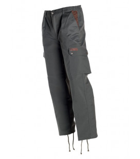 Pantalon kaki renforcé anti ronces - Surplus militaire
