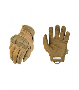 Gants Mechanix m-pact 3 coyote tan