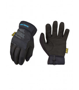 Gants Mechanix Fastfit insulated noir