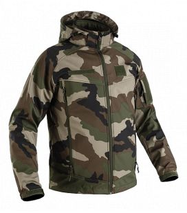 Veste Softshell Storm 2.0 T.O.E. homme camouflage CE